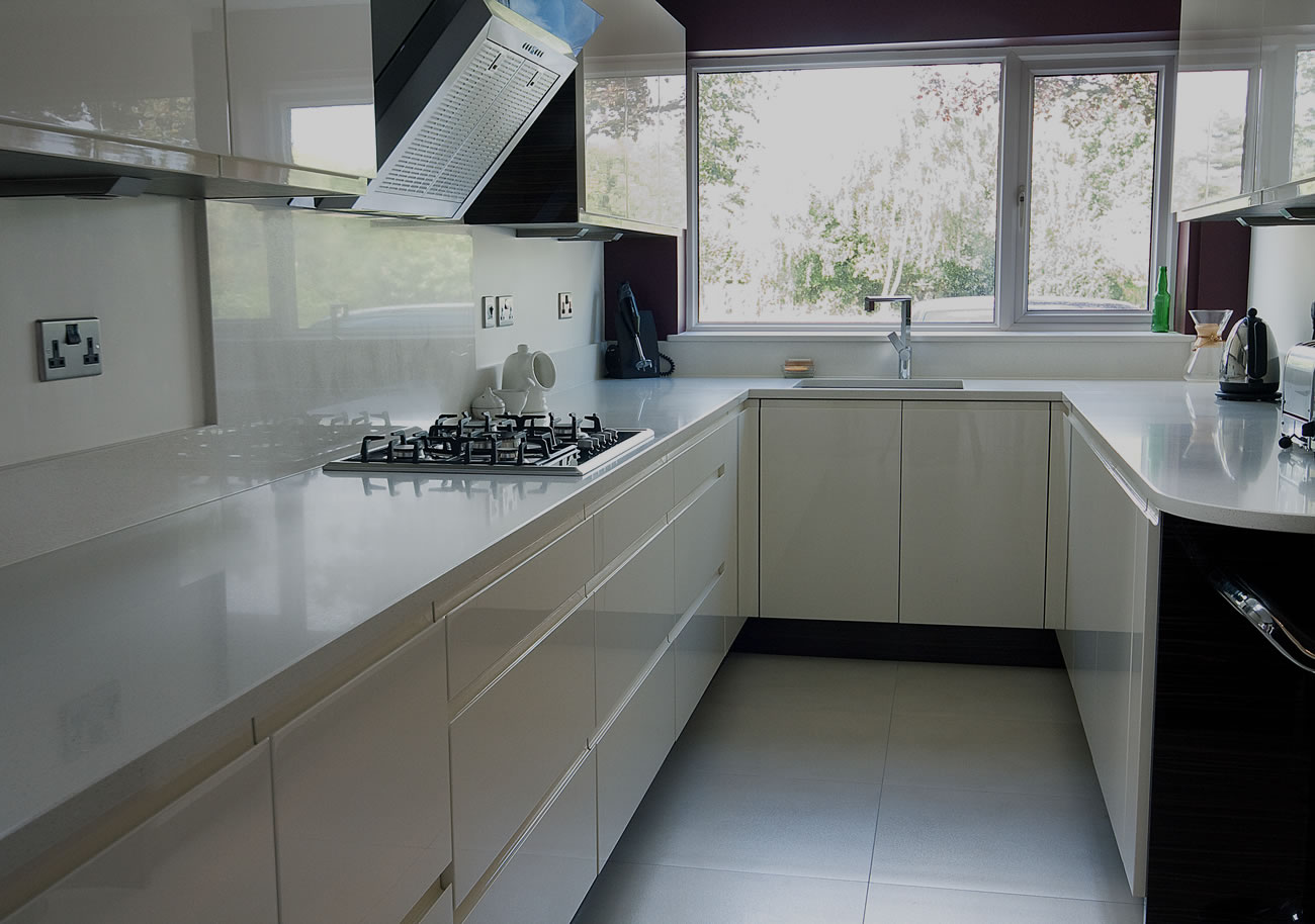 White Kitchen Lymm