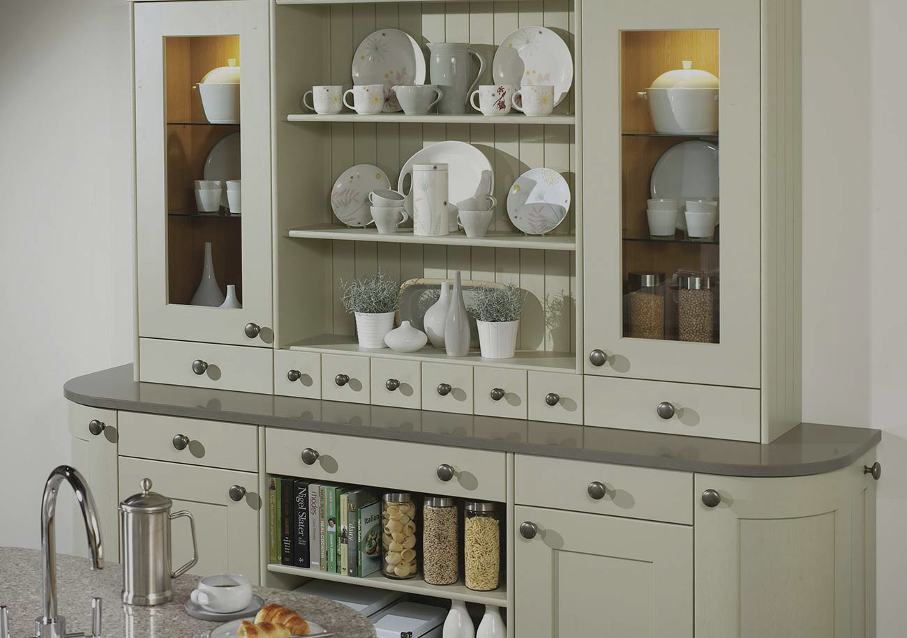 Chunky Shaker Kitchen