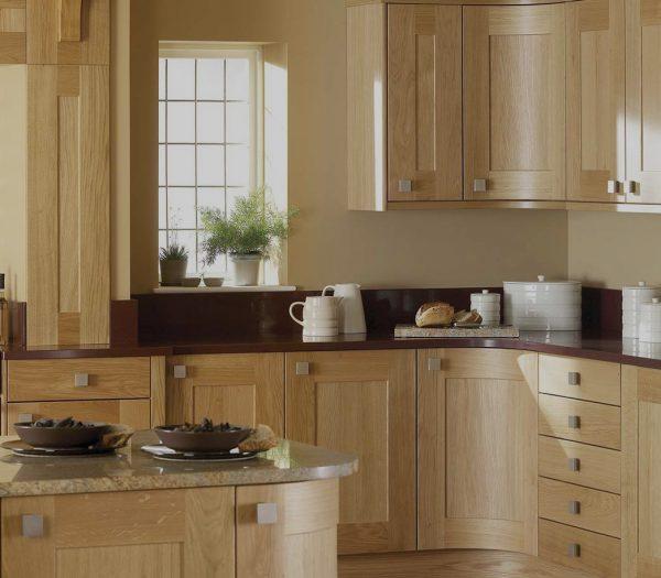 kitchen design Lansdowne Oak