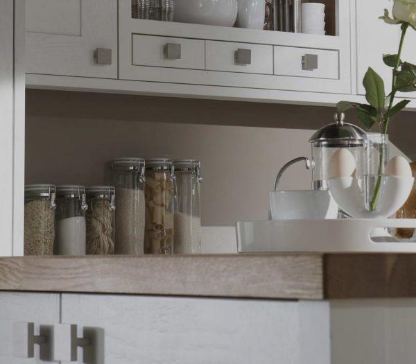 kitchen design LansdownePainted
