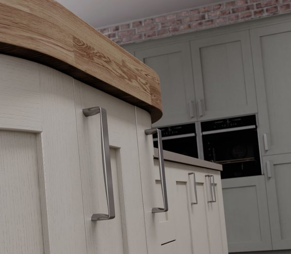 Barnes Painted Shaker Kitchen