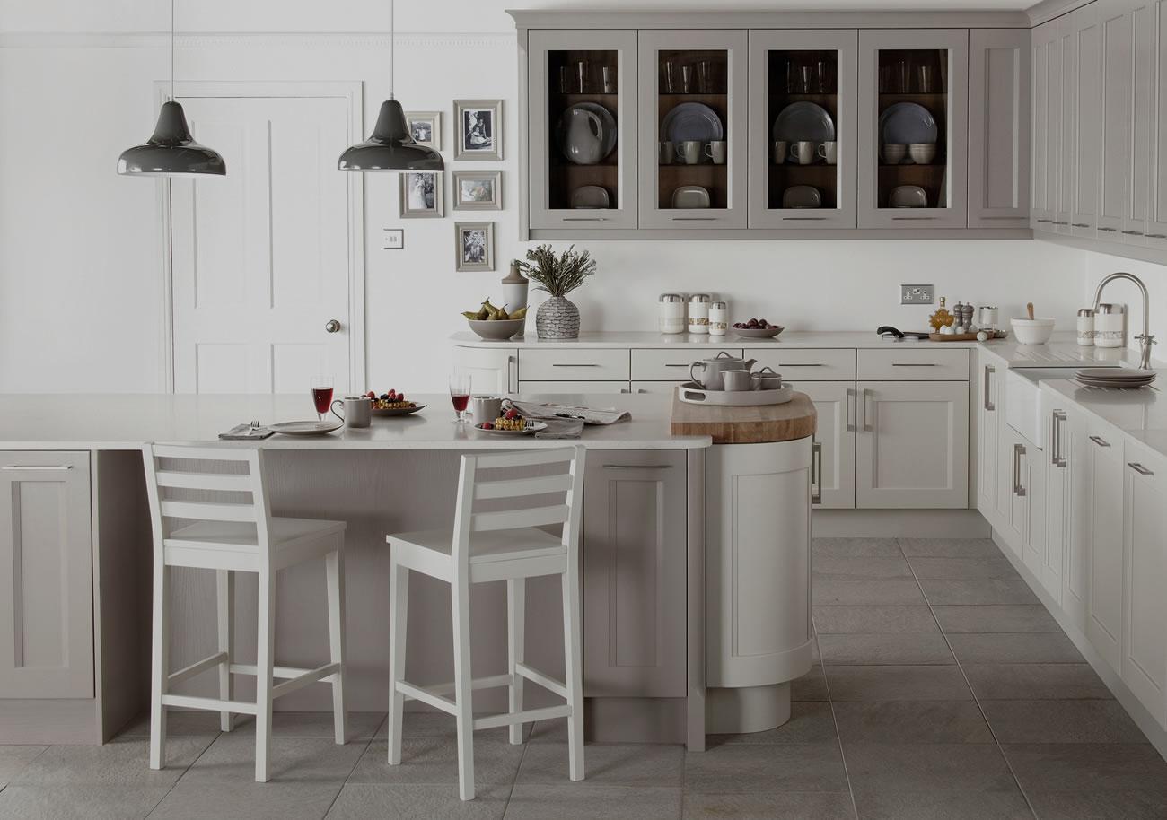 Kew - Authentic Kitchens Cheshire