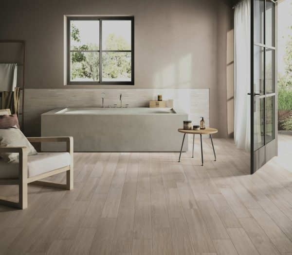 flooring Woodland White