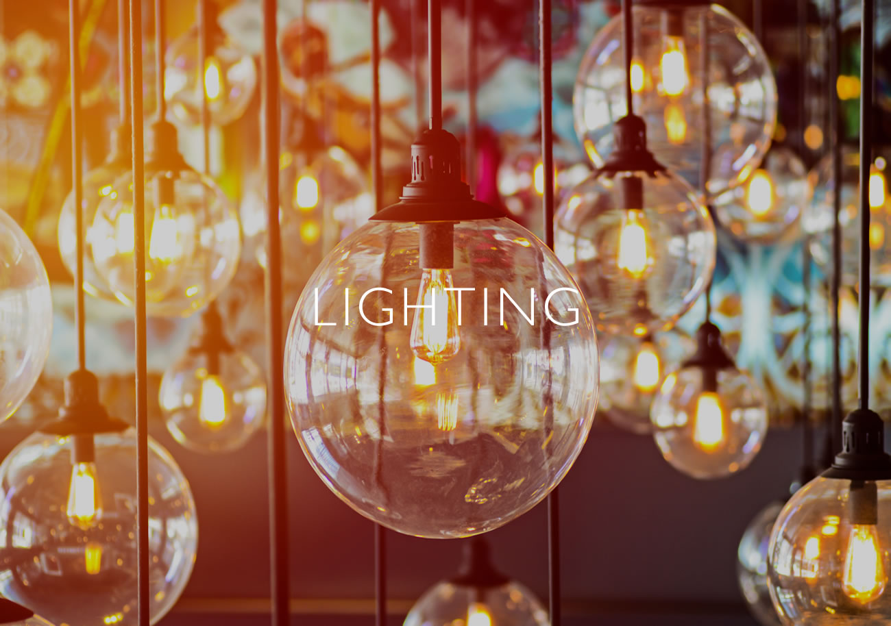 lighting and light fittings